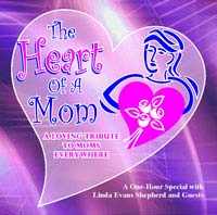 A Heart of a Mom CD Cover